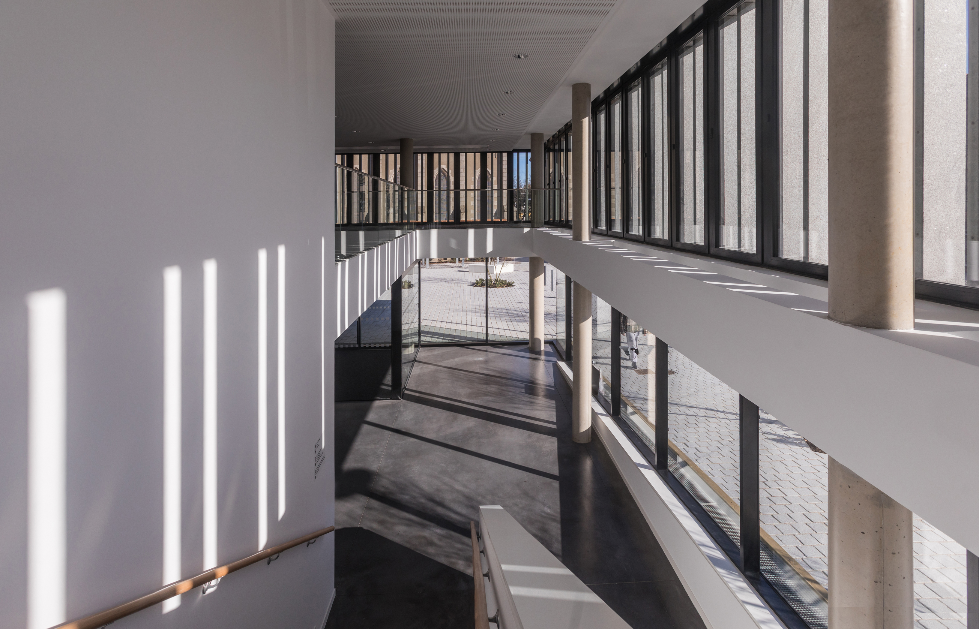 Architecture bureau ingenierie nantes projet topos architecture