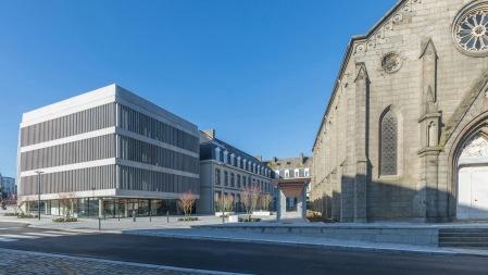 Bureaux à saint brieuc u2013 architecture dunet et associés